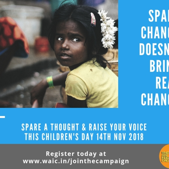 Poster 2 - Spare Change