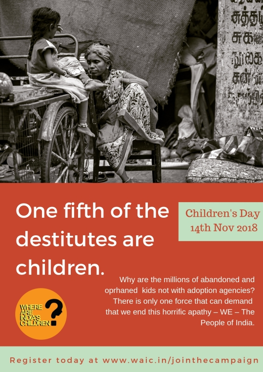 Poster 3 - Destitue Children