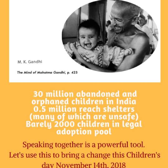 Poster 7 - GandhiJi